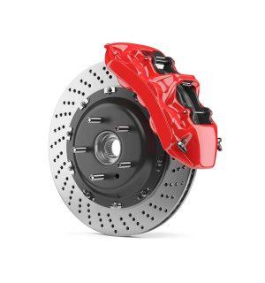 Hydraulic Multi-plate Brake
