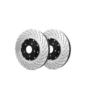 StopTech – AeroRotor Drilled Brake Rotors