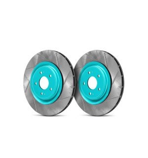 Club Racer Series Performance Slotted Brake Rotors