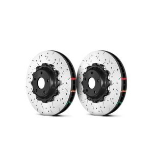 DBA – HD Series 5000XS Drilled and Slotted Brake Rotor